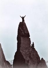 Napes Needle photo