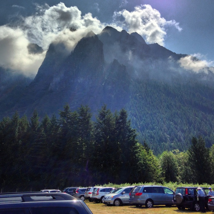 Mount Si weather