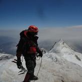 cumbre internacional (tronador), Cerro Tronador