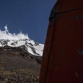 North Face of Mount Damavand, دماوند
