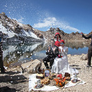 Wedding on Sabalan
