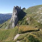 Chrüberg, Altmann (mountain)