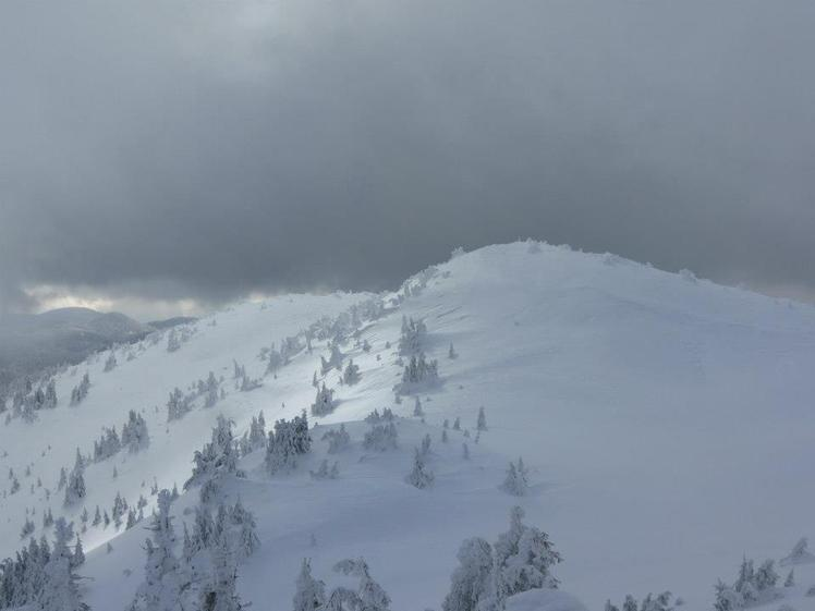 Orpheus peak 2188 m, Golyam Perelik