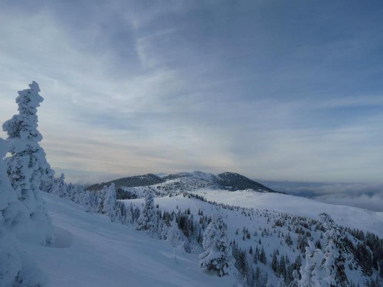 The Ridge, Golyam Perelik