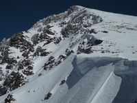 north face, Mulhacen photo