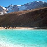 Campo base Vn. Domuyo (3000 msnm)