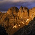 peaks of Mt. Olympus, Mount Olympus
