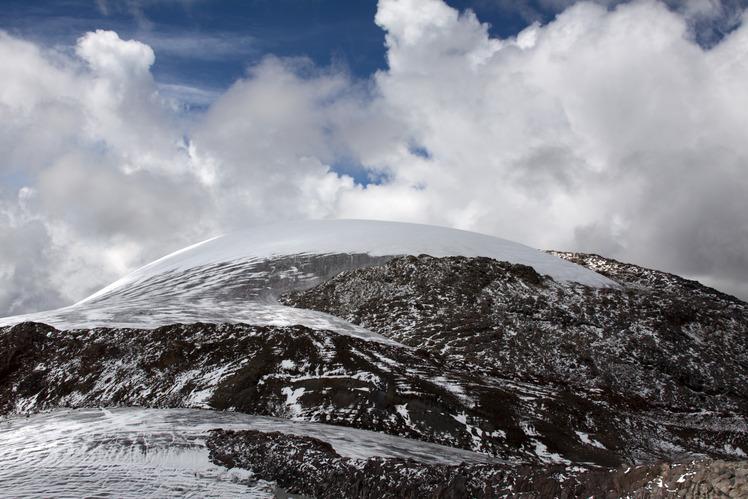 Santa Isabel Snow Volcano, Santa Isabel (volcano)
