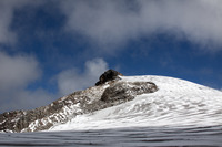 The top center of Santa Isabel Volcano, Santa Isabel (volcano) photo