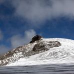 The top center of Santa Isabel Volcano, Santa Isabel (volcano)