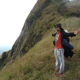I'm the king of the world, Mount Batulao
