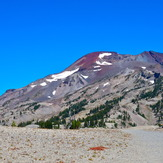 Labor Day 2013, South Sister Volcano