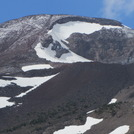 South Sister after Thunderstorm/Hailstorm