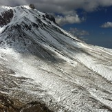 Nevado de Toluca Arista posterior