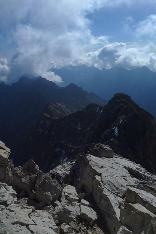 Jubilaumsgrat, Zugspitze