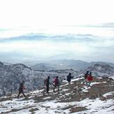 Karkas Mountains