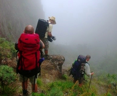 Way to paradise ( Mt. Rinjani ), Mount Rinjani