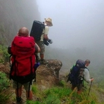 Way to paradise ( Mt. Rinjani ), Mount Rinjani