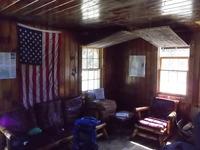 Hunter Mountain fire tower cabin., Hunter Mountain (New York) photo
