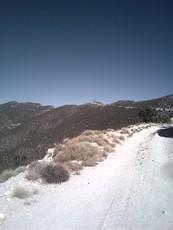 W Side of Mt Potosi Looking Towards Summit, Potosi Mountain photo