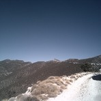 W Side of Mt Potosi Looking Towards Summit, Potosi Mountain