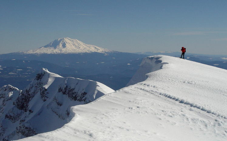 Mount Saint Helens weather