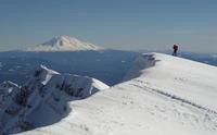 South Rim view..., Mount Saint Helens photo