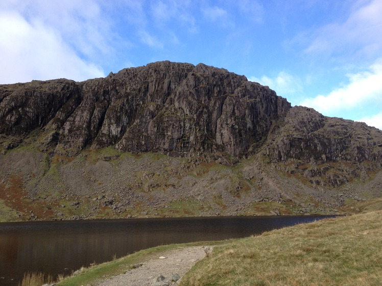 Pavey Ark weather
