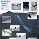 Mosaic of Dix Mountain's Beckhorn Slide