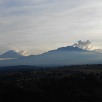 Izta-popo National Park, Iztaccihuatl