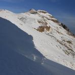 Iztaccihuatl peak