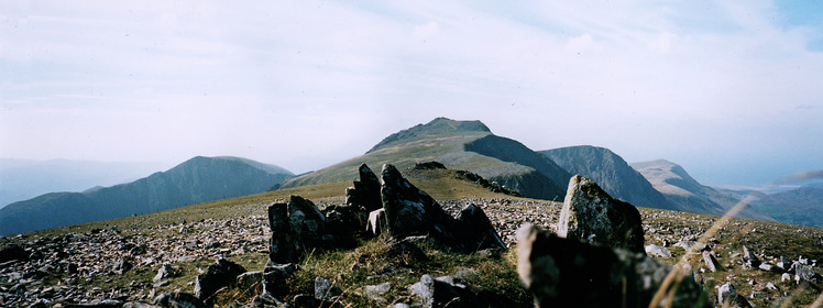 Cadair Idris Summit Ridge