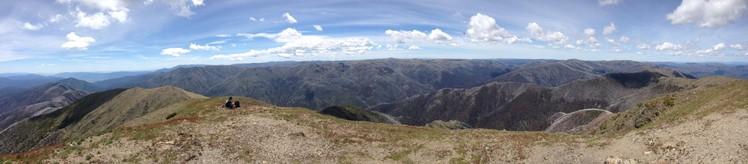 Summit, Mount Feathertop