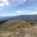 Summit, Mount Feathertop
