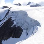 Mt. Alfred. North glacier, Mount Alfred