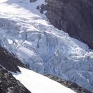 Mt. Alfred. West glacier