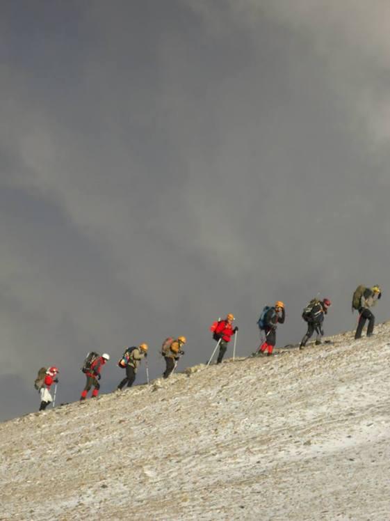 Alquimia, Volcan Domuyo
