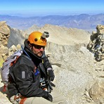 Anthony Vito Fiore - Mountaineers Route - Mount Whitney