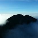 Caher Mountain, Macgillycuddy Reeks, Kerry.