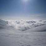 View, Mount Olympus