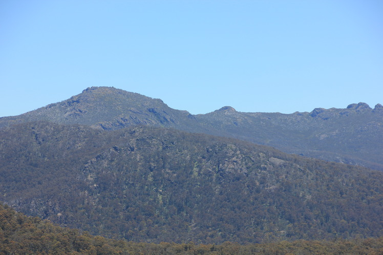 Mount Cobberas weather