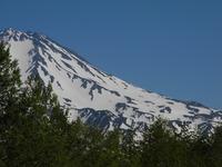 Vilyuchik volcano, 2013, June photo