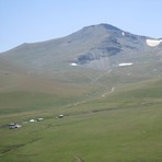Summit of Çakırgöl, Çakirgöl or Cakirgol