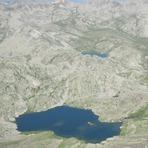 Verçenik Lakes, Vercenik