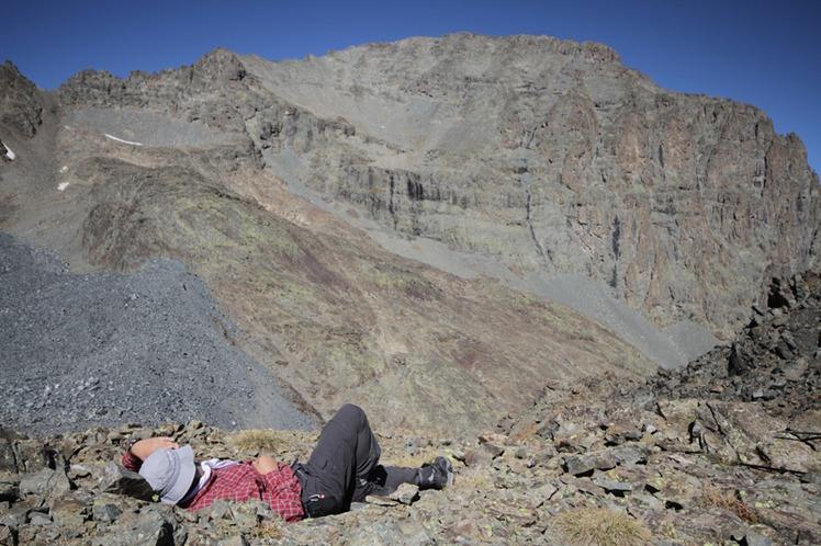 Kaçkar Mountain, Kaçkar Dağı or Kackar-Dagi