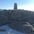 summit Lugnaquilla