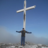 Summit of Carrauntoohil
