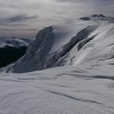 montañeros en peñalara, Mount Peñalara