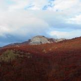 Gola Tsouka summit (1650m), Mount Paiko