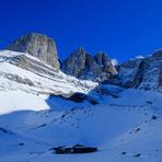Mount Olympus - peaks